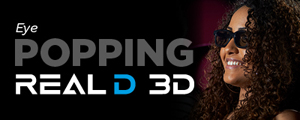 RealD 3D Films Now Playing