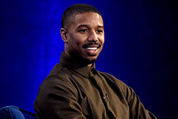 Michael B. Jordan planning black superhero universe with Static Shock movie