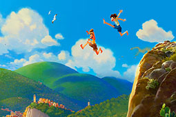 Luca: watch the magical teaser trailer for Disney-Pixar's new movie