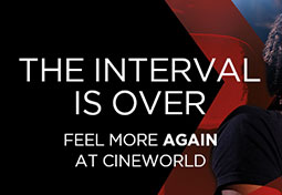 Feel more again at Cineworld: Dublin re-opening this August