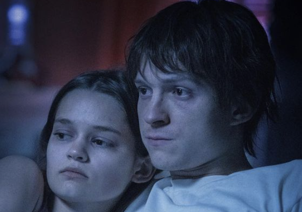 Tom Holland movie Cherry releases its first images