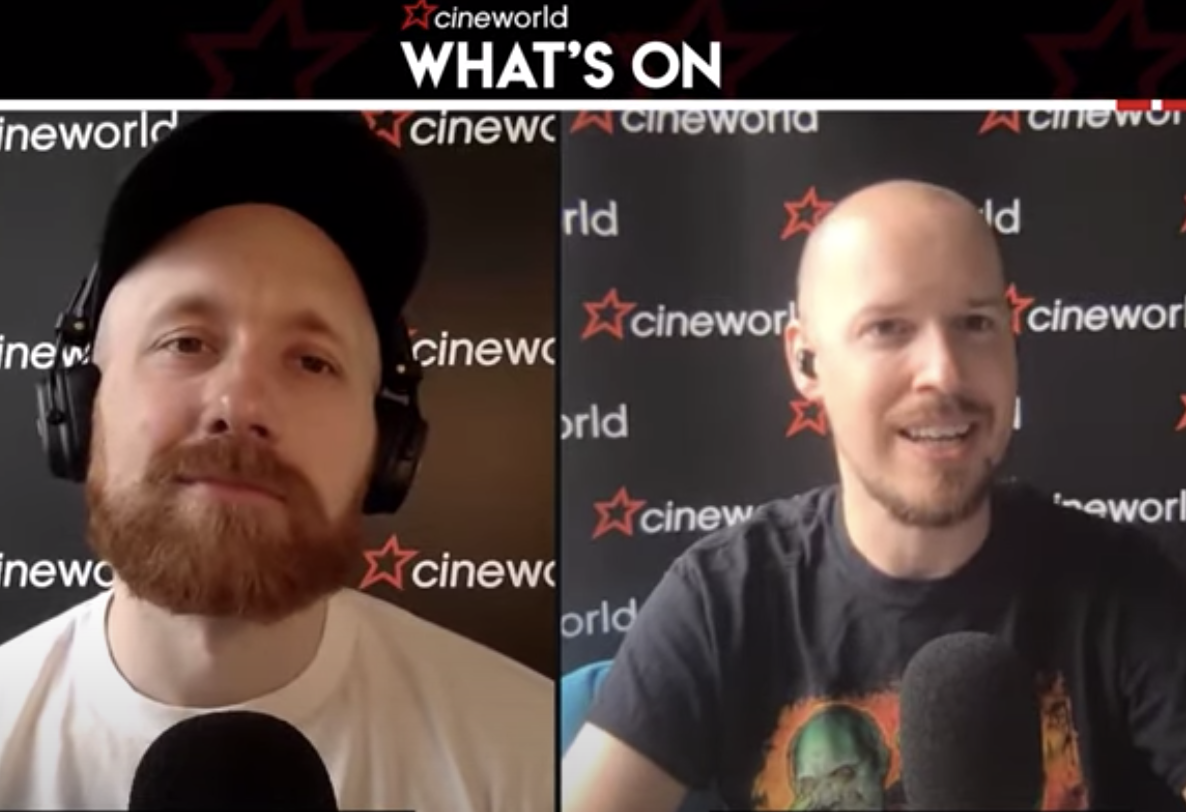 What's on at Cineworld: watch Episode #4