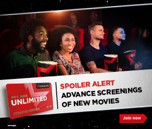 Cineworld Unlimited The Journey Of A Lifetime