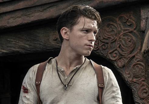 Uncharted: new images released from Tom Holland movie