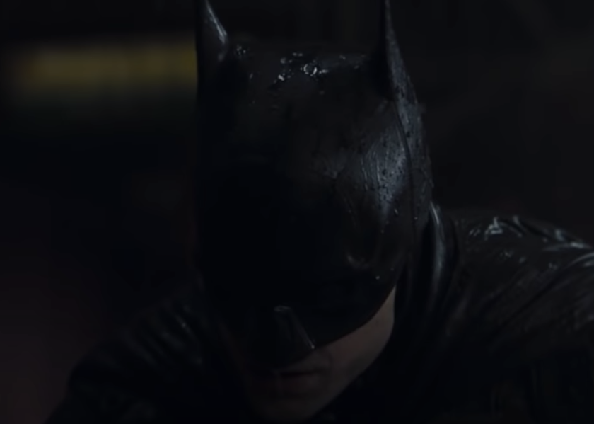 The Batman: watch Robert Pattinson in the first trailer