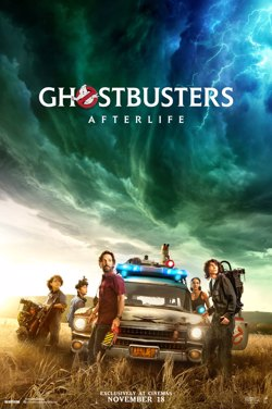Ghostbusters: Afterlife poster