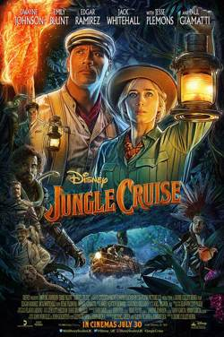 (2D) Jungle Cruise poster