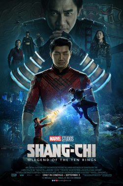 (2D) Shang-Chi And The Legend Of The Ten Rings poster