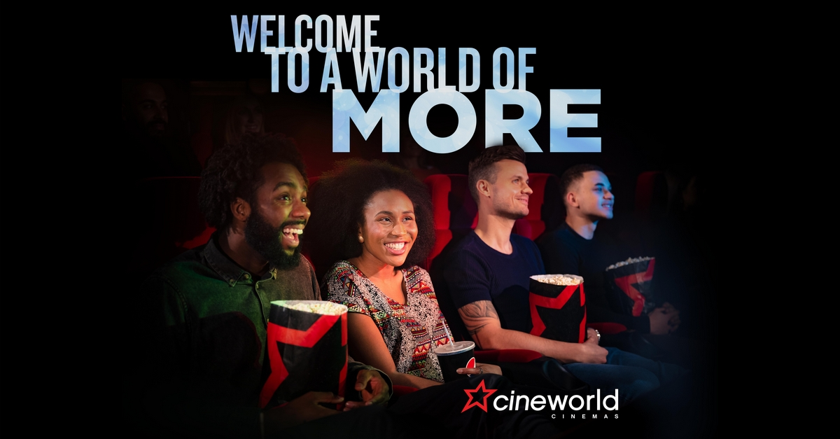Latest Movies - New Films - 3D Movies | Cineworld Cinemas
